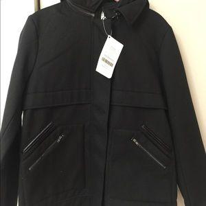 Fabletics black coat